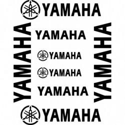 Juego yamaha pegatina...