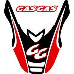 Kit gas gas pegatina vinilo...