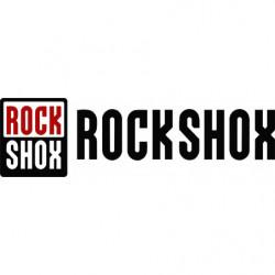 Rockshox pegatina vinilo...